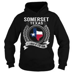 Somerset, Texas - Its Where My Story Begins