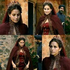 Sometimes it's the fragile hearts that end up enduring the most. Royal Dresses, Old Dresses, Prom Dresses, Serie Reign, Classic Outfits, Classic Clothes, Royal Crown Jewels, Kosem Sultan, Movie Costumes