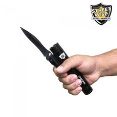 FLASHLIGHT STUN GUN W/ MOBILE CHARGER, 18 MILLION VOLTS AND INCREDIBLE FEATURES