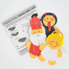 Diy For Kids, Advent, Presents, Gifts, Favors, Gift