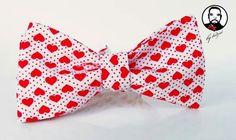 Valentine's day bow tie by bedziak