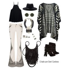 Tribal Chick - Look casual