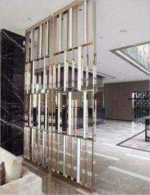 Decorative Room Divider Idea 26