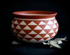 painted small pots - Google Search