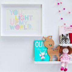 Super cute kids room inspiration