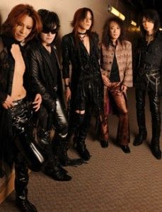 X Japan. Immensely talented pioneers of Japan's Visual Kei movement/genre in the 1980s, X Japan recently reunited. Classicly trained Yoshiki leads this band with beautiful piano melodies and killer drums. Hide Matsumoto was one of the most famous members of X Japan, and fan loyalty to this band is legendary. Very worthy!!