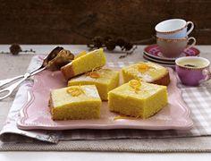 Unser beliebtes Rezept für Portugiesischer Maisgrieß-Kuchen und mehr als 55.000 weitere kostenlose Rezepte auf LECKER.de.