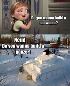 The 13 funniest military memes of the week Elsa created an actual, functioning snowman. You really thought she would never build an army? (via Team Non-Rec). The post The 13 funniest military memes of the week appeared first on DIY Fashion Pictures. Really Funny Memes, Stupid Funny Memes, Funny Relatable Memes, Hilarious, Funny Humor, Funny Army Memes, Army Humor, Funny Stuff, Memes Humor