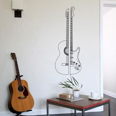 Living In Harmony. Great wall decal for a teens room.
