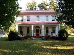 OldHouses.com - 1850 Farmhouse - 150 Falling Creek Church Rd., Goldsboro, NC 27530 in Goldsboro, North Carolina, A steal at 225,000.00