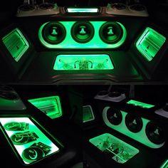 JL Audio @jlaudioinc Awesome install car audio custom install stereo fiberglass trunk