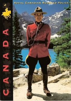 royal canadian mounted police The Royal Canadian Mounted Police (Mounties)