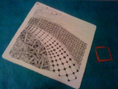 Zentangle® tile