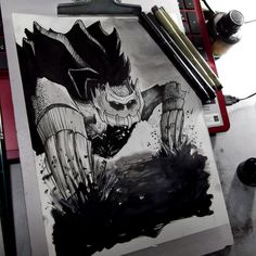 Shadow of the colossus - Basaran (FanArt) by FredGuerazzi on DeviantArt