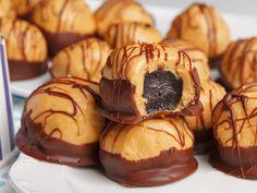 Super einfache Pralinen aus Oreos und Erdnussbutter: Unser Rezept wird Sie begeistern.