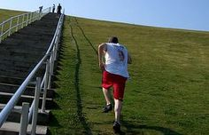 want to sprint faster? do hill sprints.