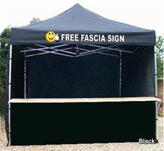 MOBILE CATERING TRAILER GAZEBO HEAVY DUTY PRINTED HOT FOOD FAST FOOD BURGERS | Business, Office & Industrial, Restaurant & Catering, Catering Trailers | eBay!