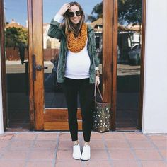 65 Cute Work Outfit Ideas For Pregnant Women - Outfits - Schwanger Kleidung Winter Maternity Outfits, Stylish Maternity, Maternity Wear, Fall Pregnancy Outfits, Pregnancy Fall Fashion, Summer Maternity, Fall Maternity Fashion, Stylish Pregnancy, Maternity Dresses