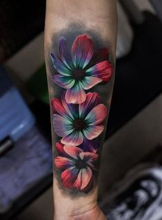 Tattoos And Body Art Flower forearm tattoo - Magnolia Flower Tattoos Cover Up Tattoos For Women, Wrist Tattoos For Women, Tattoo Designs For Women, Women Forearm Tattoo, Forearm Flower Tattoo, Tattoos Motive, Body Art Tattoos, Tatoos, Arabic Tattoos