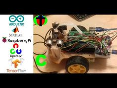Autonomous Self-Driving Rover Project : Part C Systems Modelling A and B Linked on video