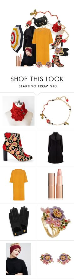 """""""Work work work"""" by dudettelucy on Polyvore featuring Les Néréides, Sole Society, Studio 8, Étoile Isabel Marant, Mulberry, Monki, Orla Kiely and Hudson's Bay Company"""