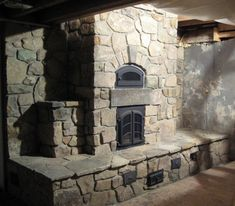 Heater by Brian Klipfel Water Powers, Homesteading, Building A House, Around The Worlds, Things To Come, Foyer, Gallery, Hearths, Wood Stoves