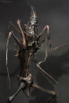 lobster man by ~mattdonnici on deviantART