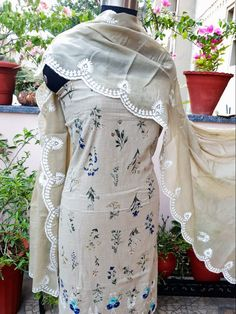 Customised Clothes, Machine Embroidery Designs, Suits, Casual, Dresses, Fashion, Vestidos, Moda, Fashion Styles