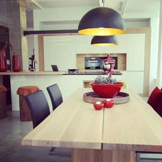 olina Küchen Meran - Traumküche in unserem Showroom :)