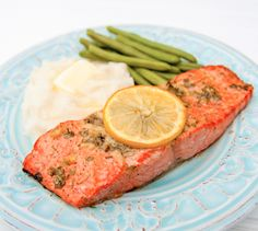 Cooking Pinterest: The Best Baked Salmon Recipe