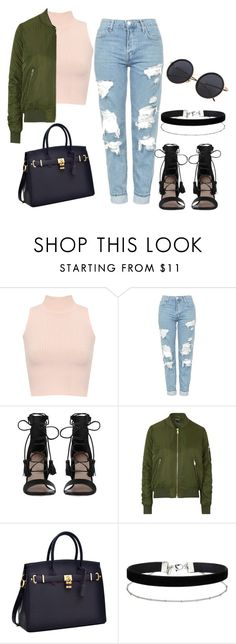 """""""Untitled #5"""" by neslhigt ❤ liked on Polyvore featuring WearAll, Topshop, Zimmermann and Miss Selfridge"""
