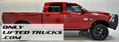 2011 Dodge Ram 2500 Crew Cab 4WD Lifted Truck