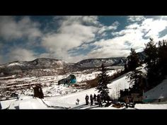 GoPro HD: Snowboard X Games 15 - Slopestyle with Eric Willett