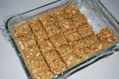 Homemade Lara Bars- every flavor imaginable! All clean ingredients.