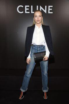 Parisian Chic Style, Paris Chic, Cute Outfits With Jeans, Jean Outfits, Paris Outfits, Fashion Outfits, Gossip Girl Fashion, Paris Look, Professional Attire
