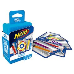 Buy Nerf Shuffle Card Game Online at johnlewis.com