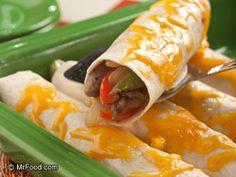 57 Easy Potluck Recipes: Make Ahead Fajitas Recipe