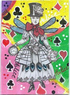 """""""Psychédélique Alice"""""""