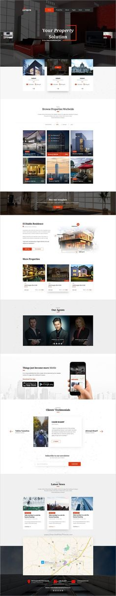 Estreto is a wonderful #PSD #Template for Real Estate, Property, #Architecture or Construction company websites with 9 homepage layouts and 26 organized PSD pages download now➩ https://themeforest.net/item/estreto-real-estate-property-architecture-construction-psd-template/18528180?ref=Datasata