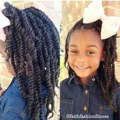 @faithfashionfitness #browngirlshair #Naturalhair #twists #marleyhair #naturalhairstyles #naturalkidsrock #naturalhairdoescare #naturalhairrocks #hairlove