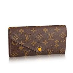 Josephine Wallet by Louis Vuitton