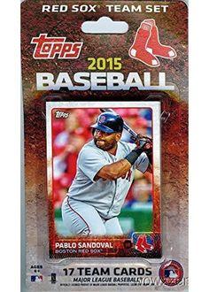 2015 Topps MLB Team Set - Boston Red Sox