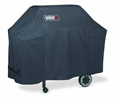 Weber's grill cover has a fitted center and long sides to protect your grill from the elements. Made of heavy-duty vinyl protects the Spirit 200 / 300 series gas grills and Genesis Silver A / B gas grills. Cheap Gas Grills, Gas Grills On Sale, Grill Sale, Best Gas Grills, Weber Charcoal Grill, Best Charcoal Grill, Weber Spirit, Bbq Cover, Grill Covers