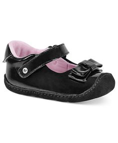 Stride Rite Kids Shoes, Baby Girls Crawl Brilliant Blaire Mary-Janes