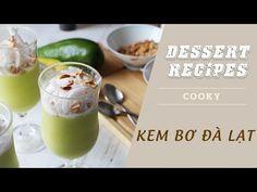 Cách làm Kem bơ Đà Lạt | Video dạy nấu ăn | Cooky.vn