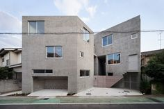 Naoya Kawabe architect & associates - Project - Kitaurawa Valley - Image-11