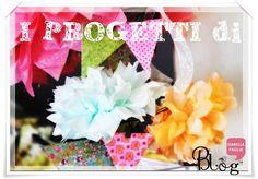 Fiori di Carta - Pom Pom Flowers