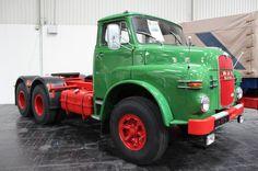 Top erhaltener Laster von MAN Diesel: Dieser Ponton-Kurzhauber ist aus der 1. Generation, die von 1956 bis 1969 gebaut wurde.
