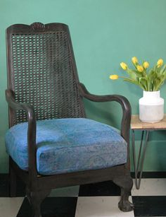 DIY: Fabric Paint and Print - Homeology