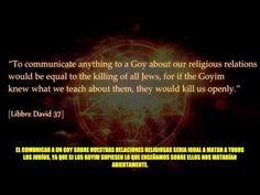 El  Nuevo Orden Mundial y el Talmud - YouTube
